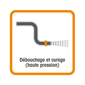 Curage canalisation