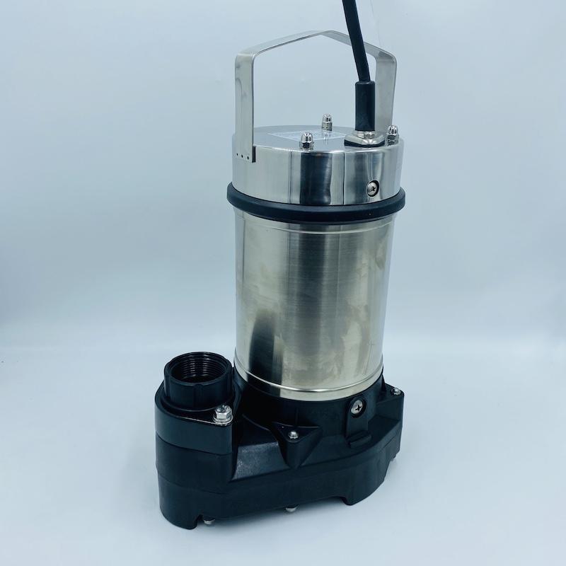 pompe eaux claire Wilo TS40/10 1-230-50-2-10M KA. avec embout 1'1/2