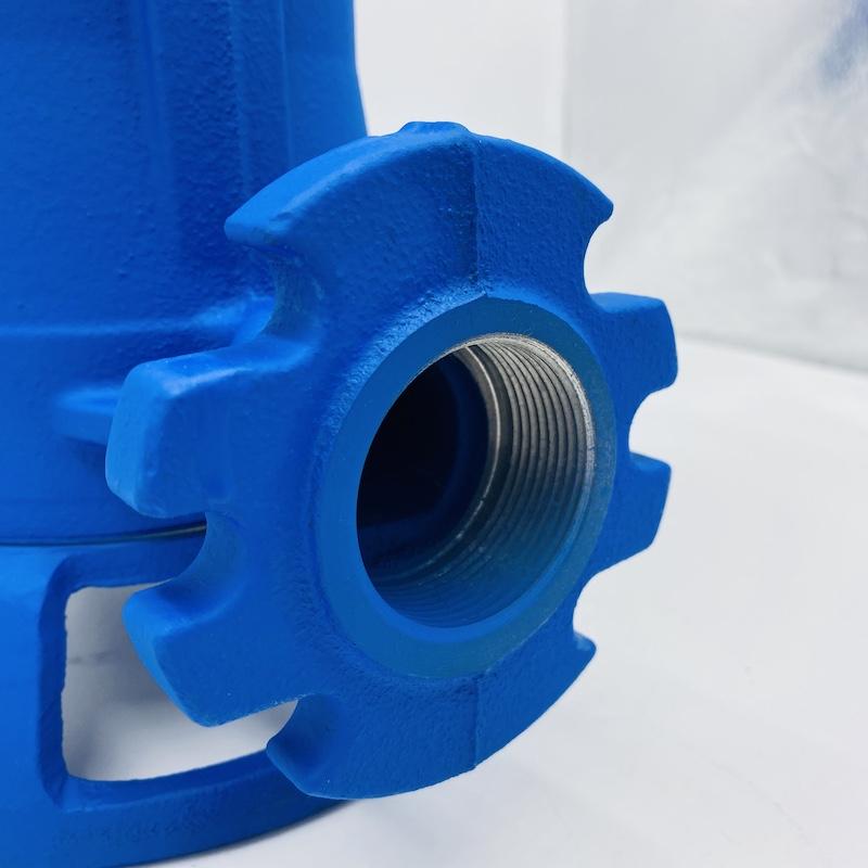 orifice pompe zenit GRBLUEP 100/2/G40H A1CM5 NC Q TCDGT 2SIC 10 230 V
